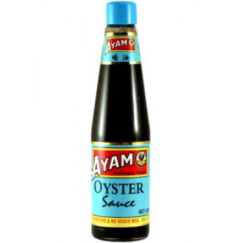Ayam gluten free oyster sauce 420ml for Is fish sauce gluten free