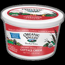 Organic Valley Original Cottage Cheese 有機茅屋芝士